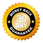 30 Day Guarantee Stamp Logo