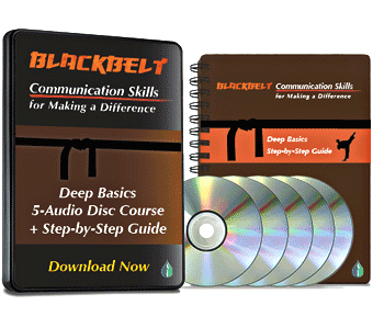 Deep Fundamentals 5-Audio Disc Course plus Step by Step Guide